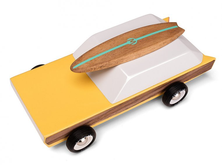 Vintage Model Car by Candylab Toys - 4
