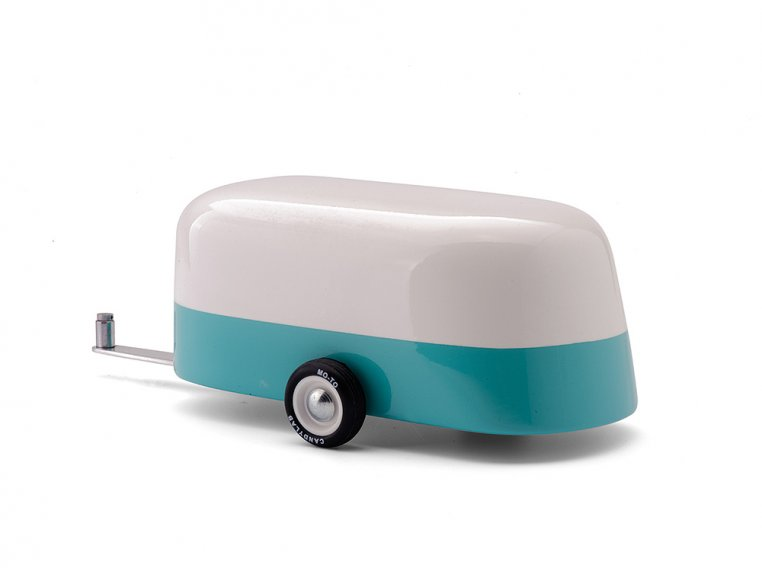Vintage Model Camper by Candylab Toys - 2