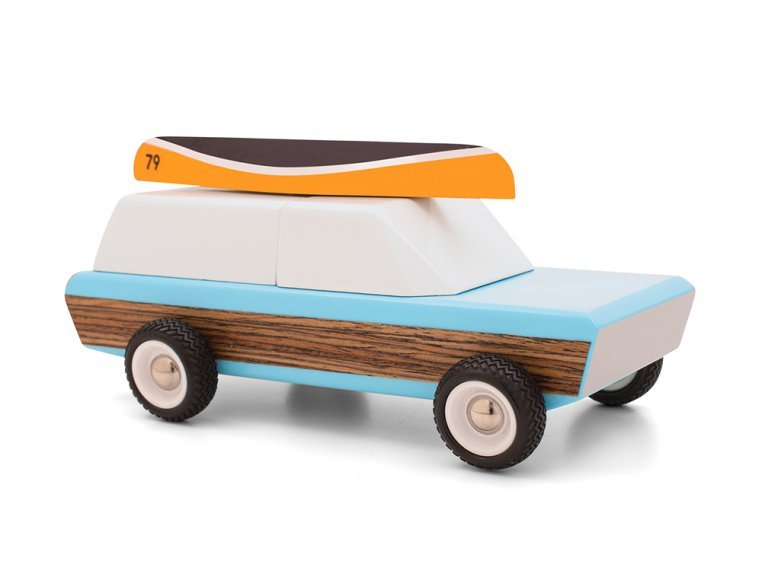 Vintage Model Car by Candylab Toys - 11