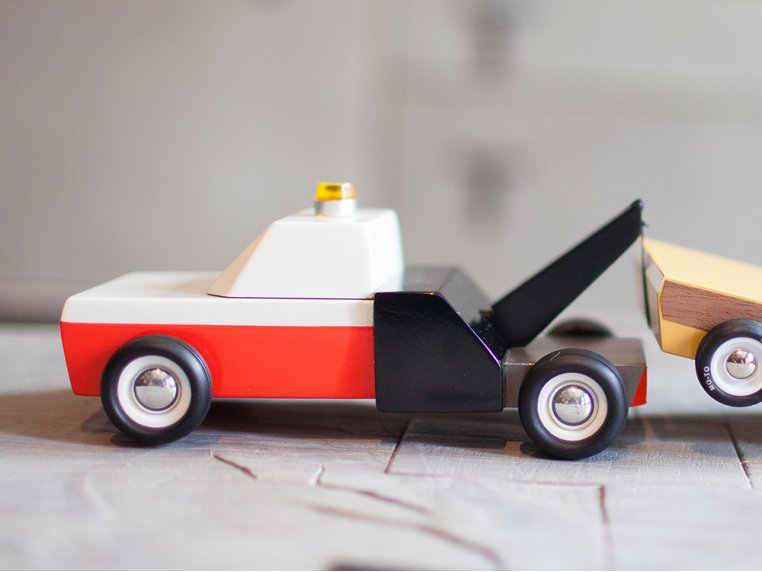 Vintage Model Car by Candylab Toys - 3