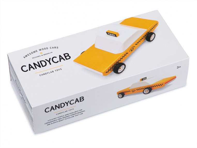 Vintage Model Car by Candylab Toys - 5