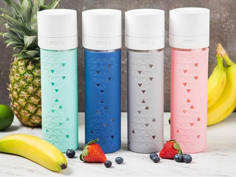 Vacuum Sealed Travel Bottle by SANS - 2