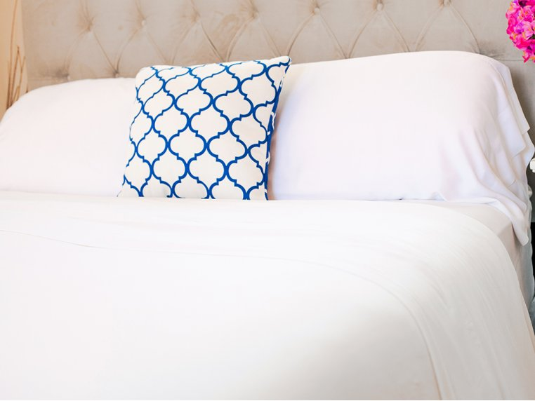 Bamboo Fiber Duvet Cover by Cozy Earth - 2