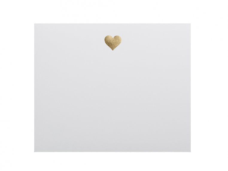 Gold Icon Notepad Stationery by Black Ink - 6