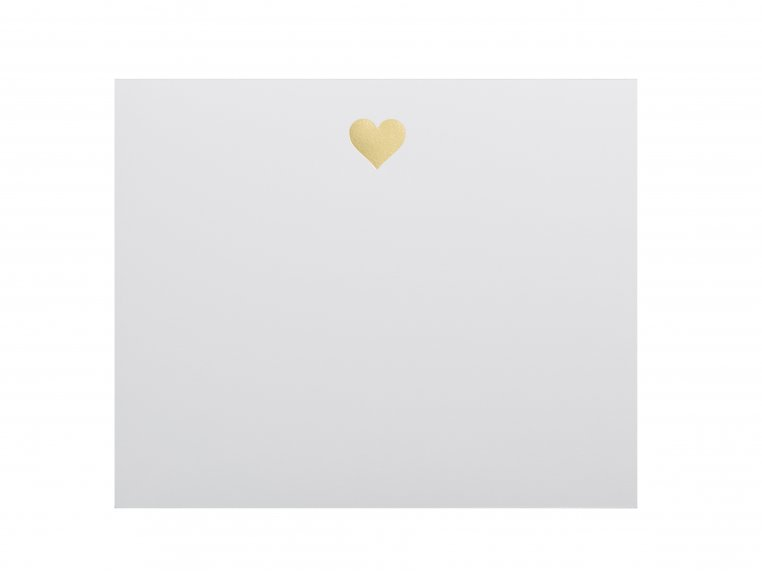 Gold Icon Notepad Stationery by Black Ink - 7