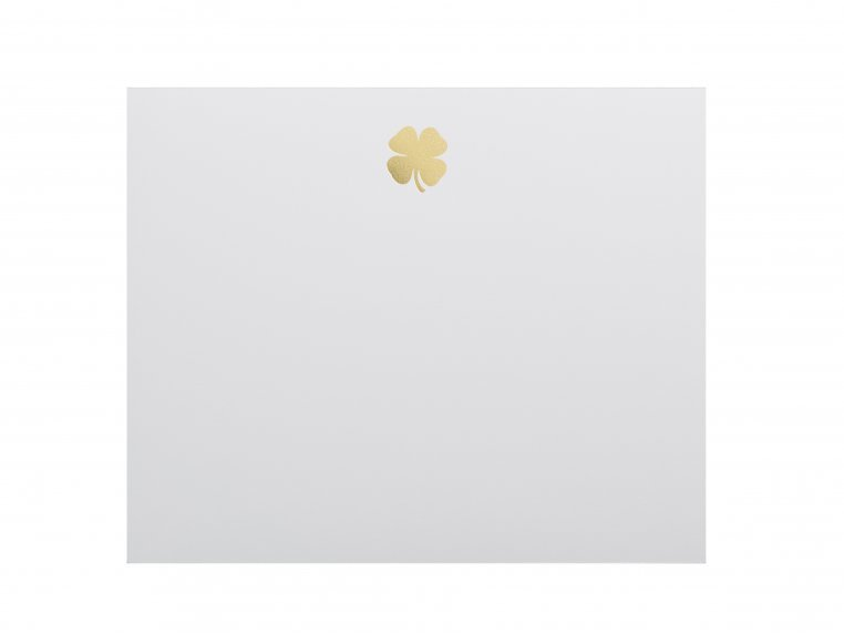 Gold Icon Notepad Stationery by Black Ink - 8