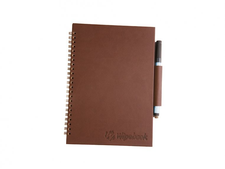Reusable Whiteboard Notebook by Wipebook Pro - 8