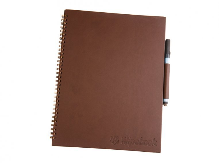Reusable Whiteboard Notebook by Wipebook Pro - 7