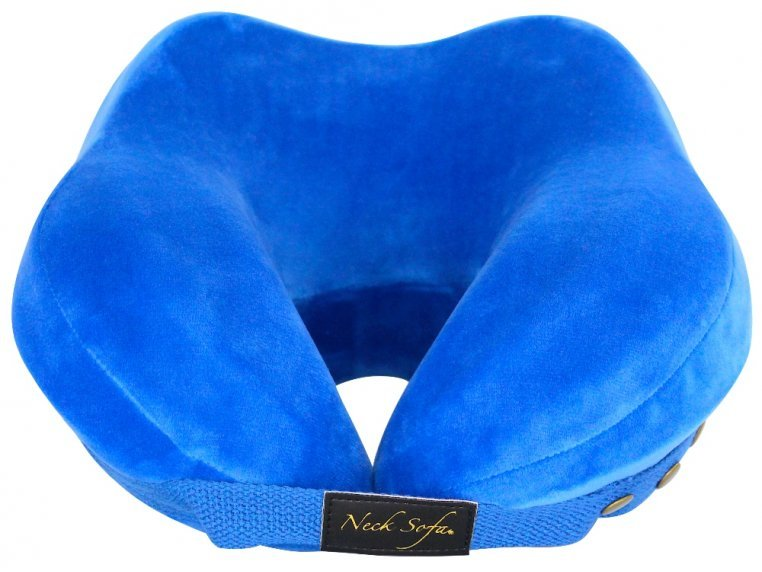 Structured Neck Support Pillow by Neck Sofa Collar - 10