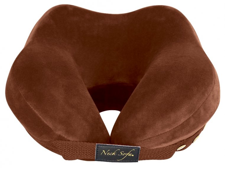 Structured Neck Support Pillow by Neck Sofa Collar - 14