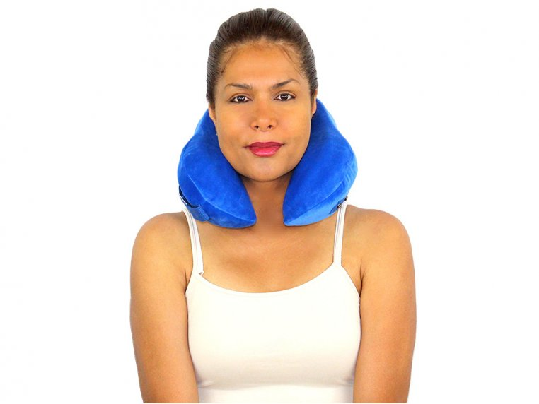 Structured Neck Support Pillow by Neck Sofa Collar - 4