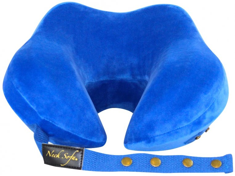 Structured Neck Support Pillow by Neck Sofa Collar - 6