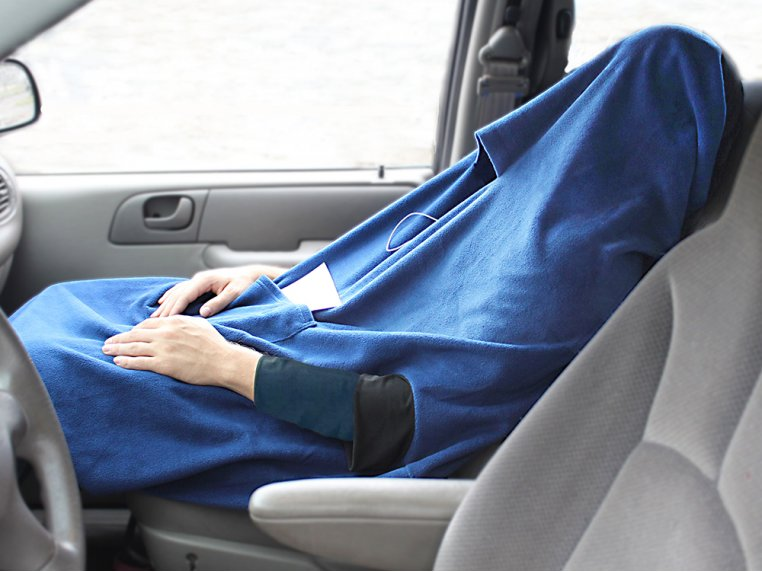 Wearable Travel Blanket by Smart Blanket - 2