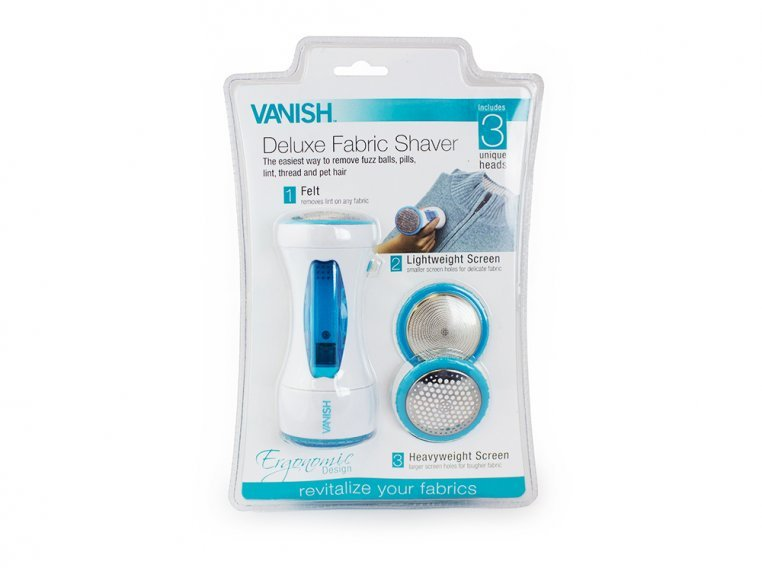 Lint and Pill Fabric Shaver by Vanish Deluxe - 6