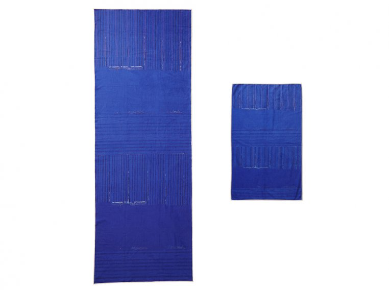 Performance Yoga Mat Towel by Arete Complete - 4
