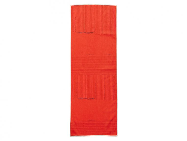 Performance Yoga Mat Towel by Arete Complete - 8