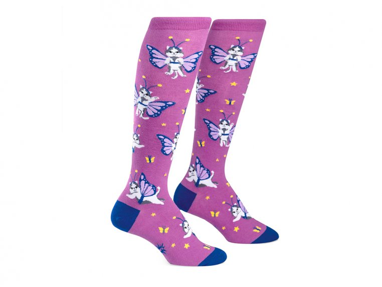 Women's Knee High Socks by Sock It to Me - 2