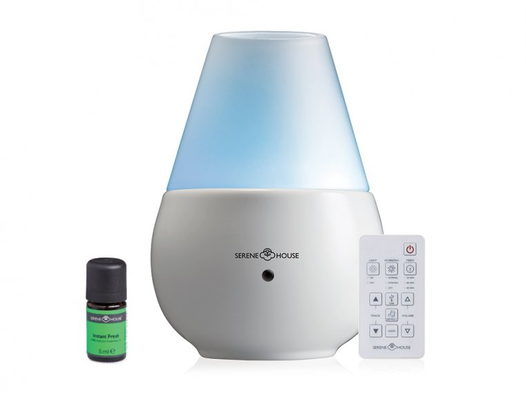 Vulcan Aromatherapy Diffuser by Serene House USA - 3