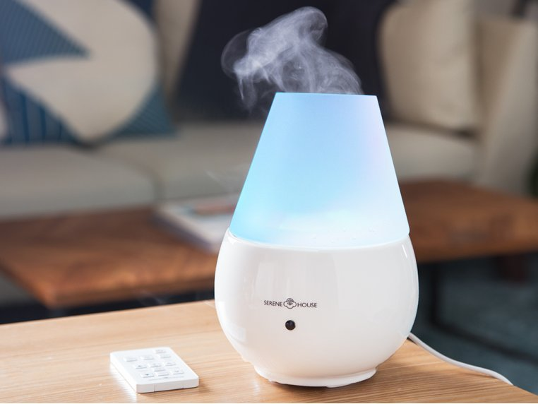 Vulcan Aromatherapy Diffuser by Serene House USA - 1