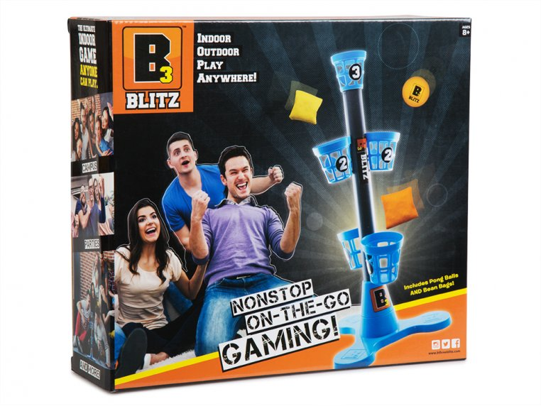 B3 Blitz Toss Pong Game by Creative Brainworks - 5