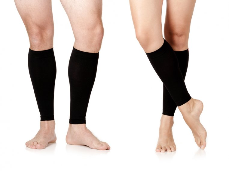 Unisex Compression Leg Sleeve by VIM & VIGR - 3