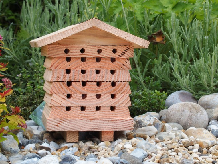 Stacking Solitary Bee Hive by Wildlife World - 2