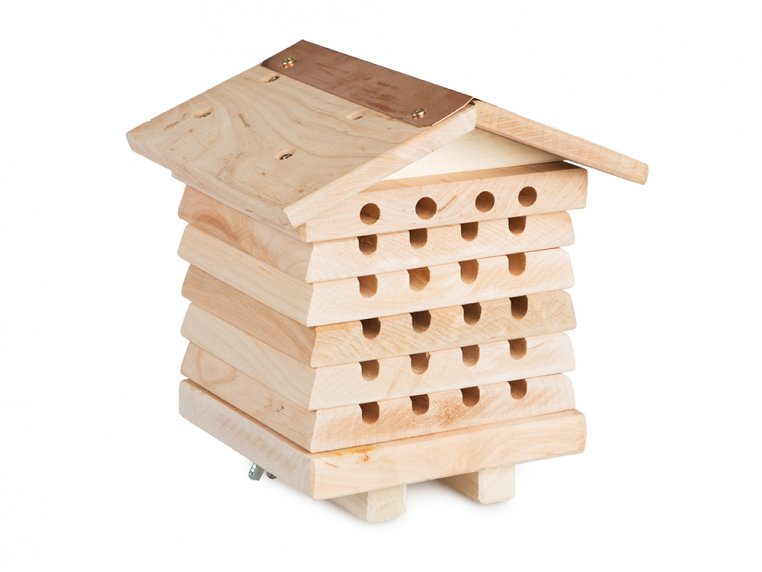 Stacking Solitary Bee Hive by Wildlife World - 4