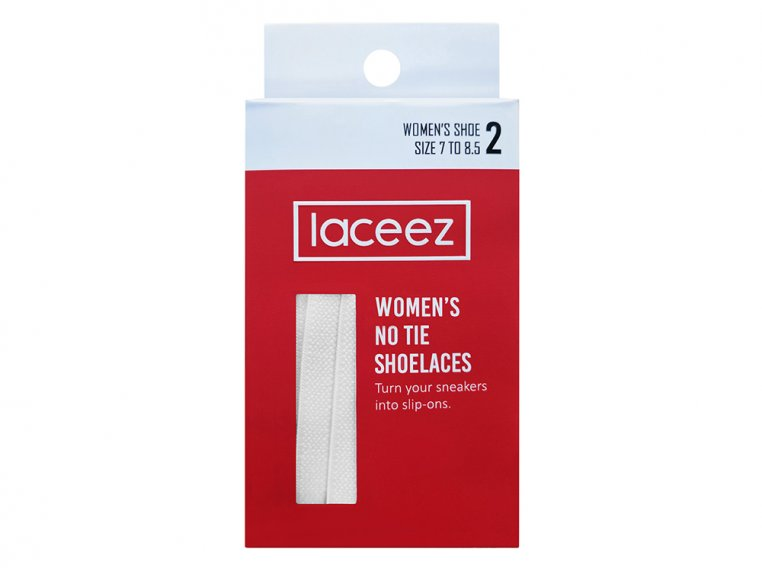 Women's No Tie Shoelaces by Laceez - 3