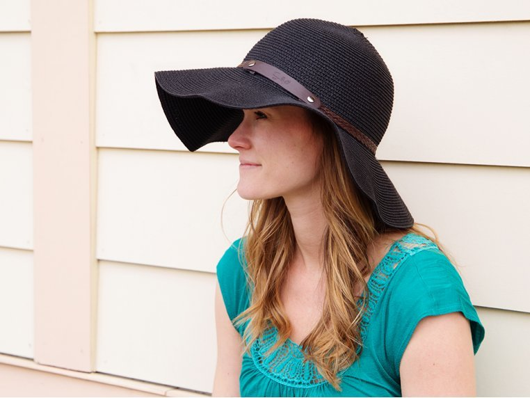 Roll-n-Go Sun Hat by SunLily - 2