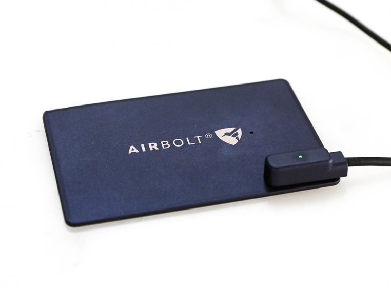 Wireless Card Tracking Device by AirBolt - 3