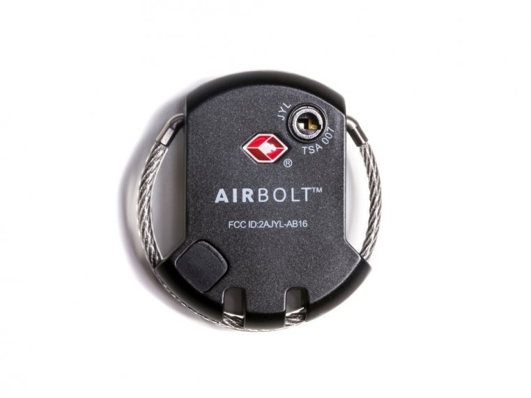 GPS Connected Smart Travel Lock by AirBolt - 5