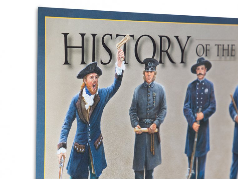 Themed Historical Prints by History America - 3