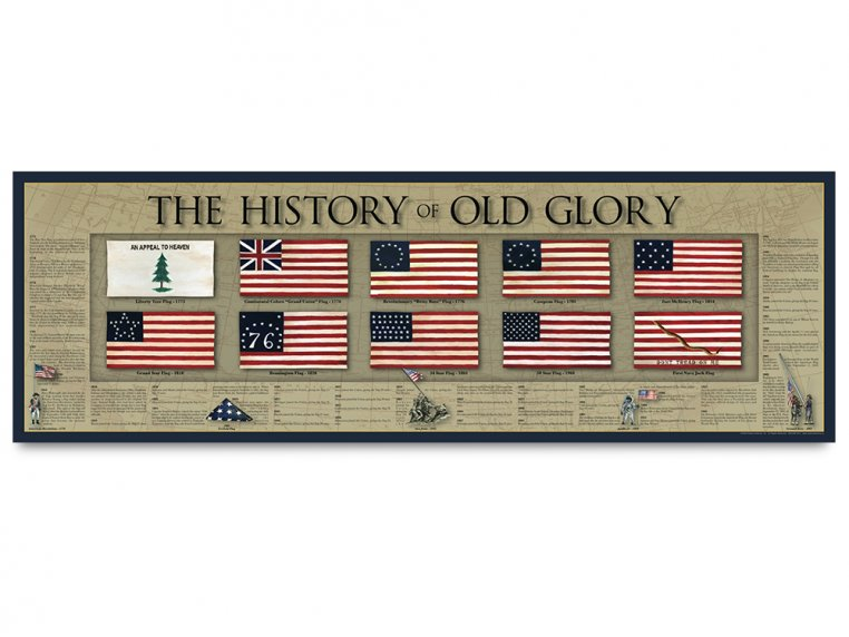Themed Historical Prints by History America - 7