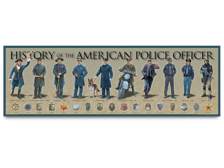Themed Historical Prints by History America - 9