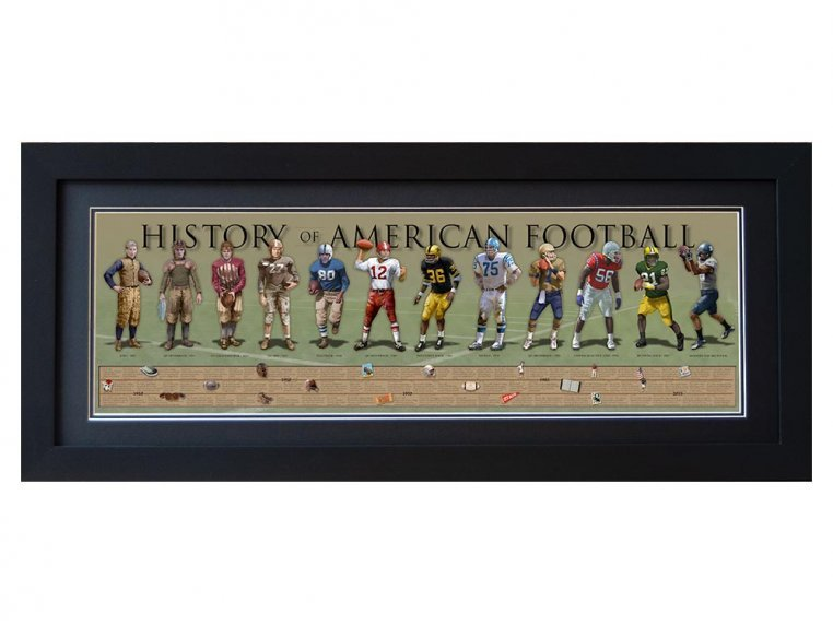 Framed Historical Prints by History America - 19