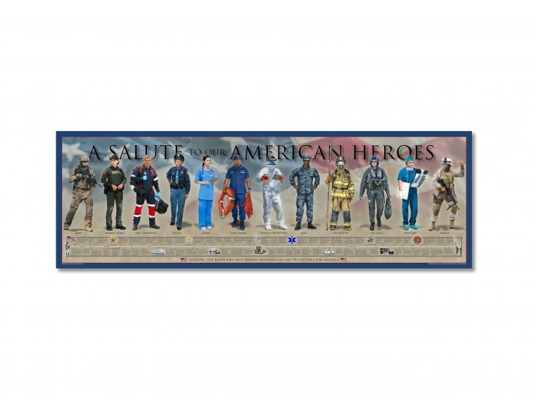 Themed Historical Prints by History America - 15