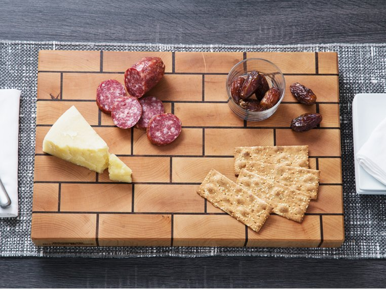 Brickwork End-Grain Cutting Board by Brooklyn Butcher Blocks - 3