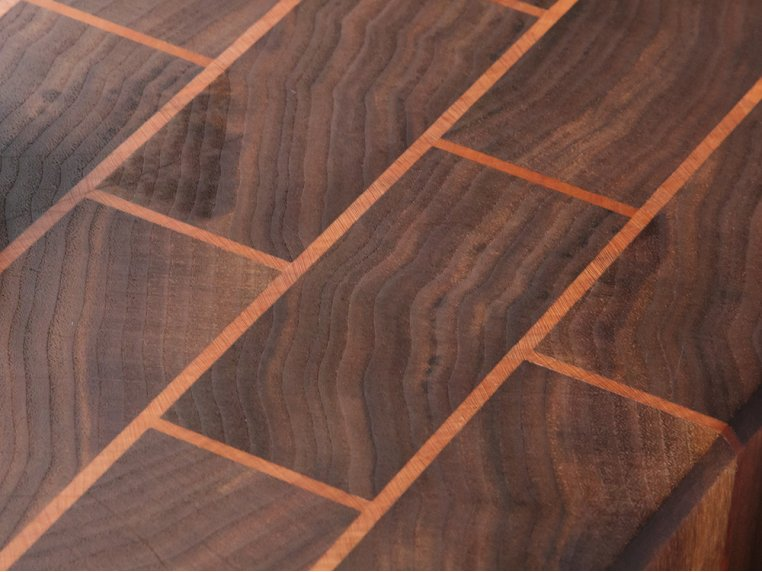 Brickwork End-Grain Cutting Board by Brooklyn Butcher Blocks - 4