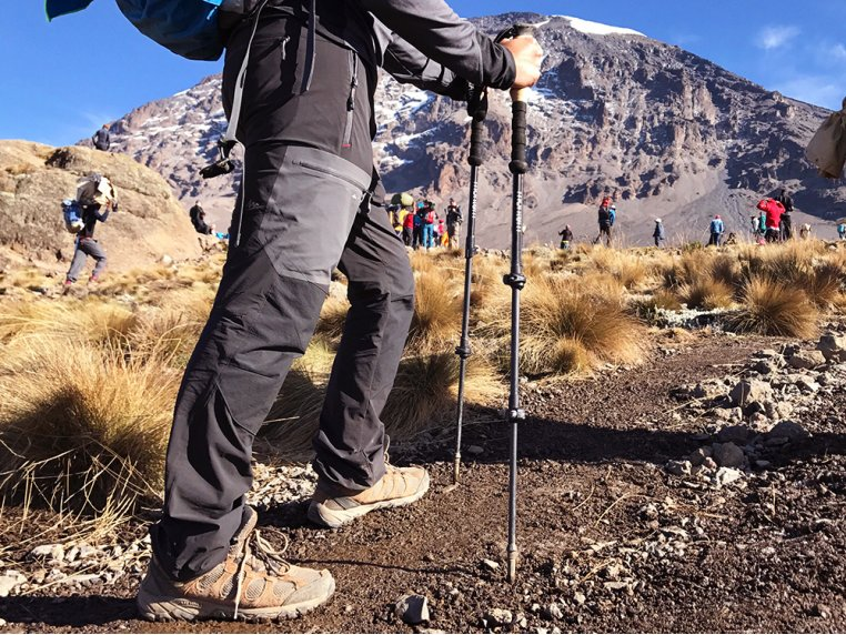 Ultra Strong Trekking Poles by Montem - 2