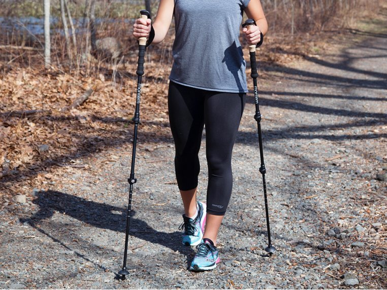 Ultra Strong Trekking Poles by Montem - 1