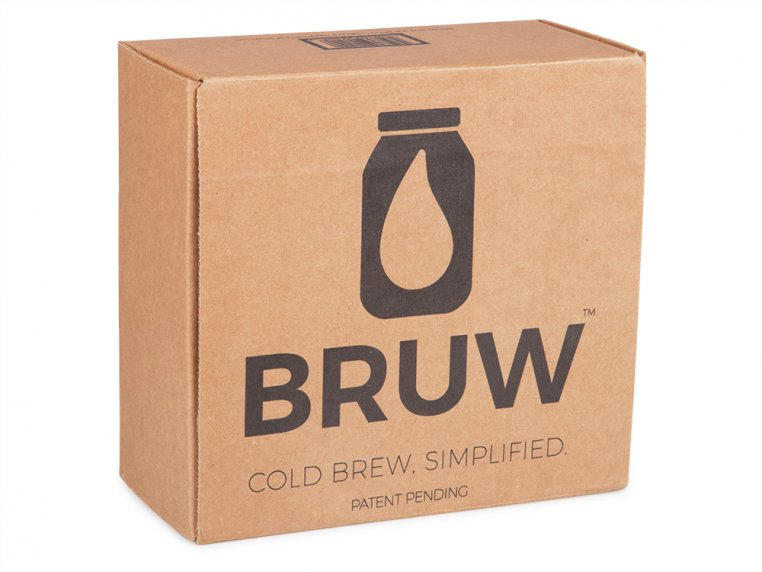 Cold Brew Mason Jar Starter Pack by BRUW - 5
