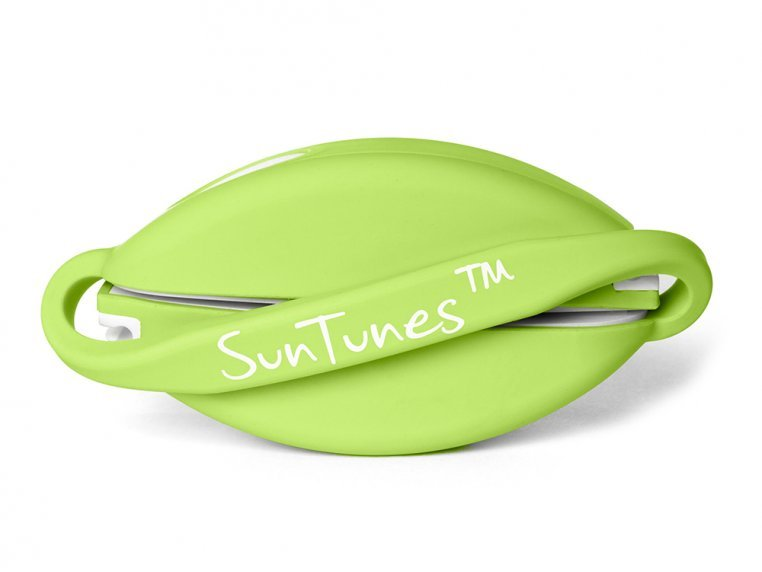 Near-Ear Bluetooth Speaker by SunTunes - 5