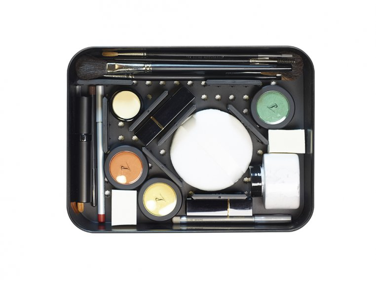 Adjustable Cosmetic Organizer by Poke-a-Dot - 4
