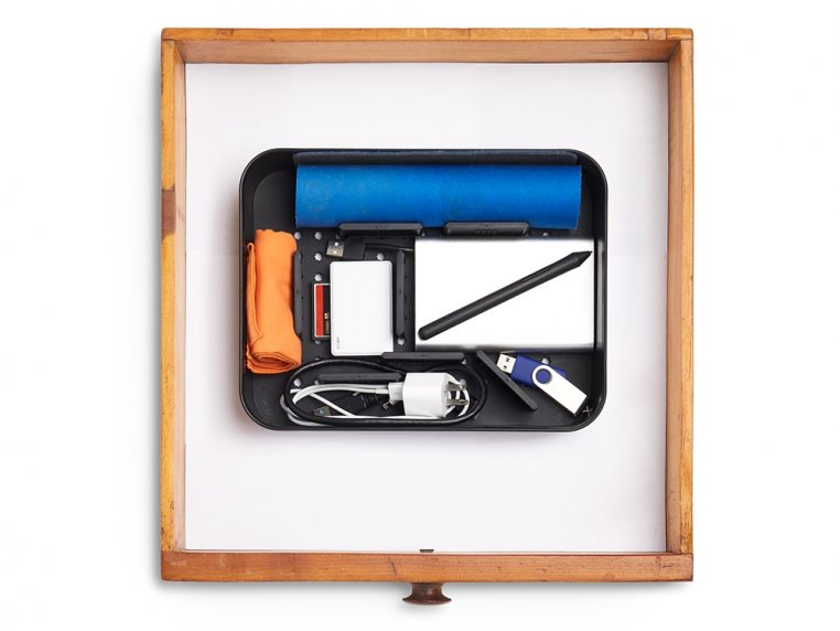 Adjustable Cosmetic Organizer by Poke-a-Dot - 6