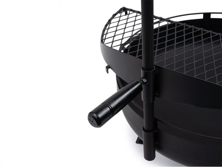 """Cowboy Fire Pit & Grill - 23"""" by Barebones Living - 2"""