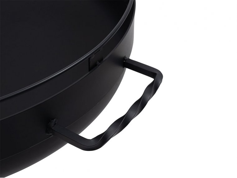 """Cowboy Fire Pit & Grill - 23"""" by Barebones Living - 4"""