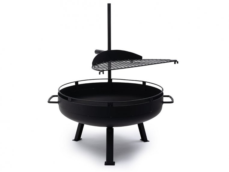 """Cowboy Fire Pit & Grill - 23"""" by Barebones Living - 1"""