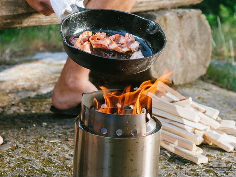 Campfire Portable Wood Stove by Solo Stove - 2