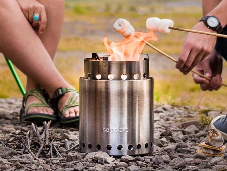 Campfire Portable Wood Stove by Solo Stove - 1