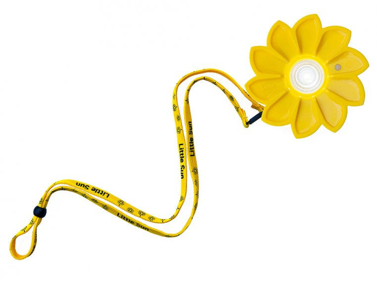 Solar Powered Light by Little Sun - 4